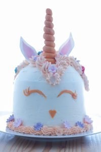 Einhorn-Torte SilkesWelt