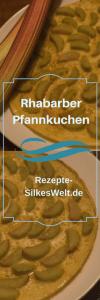 Rhabarber-Pfannkuchen
