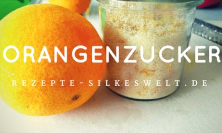 Orangenzucker