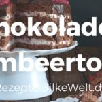 Schokoladen Himbeertorte