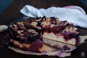 Pflaumenkuchen / Zwetschgenkuchen