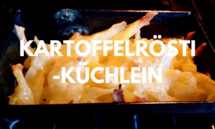 Kartoffelrösti-küchlein