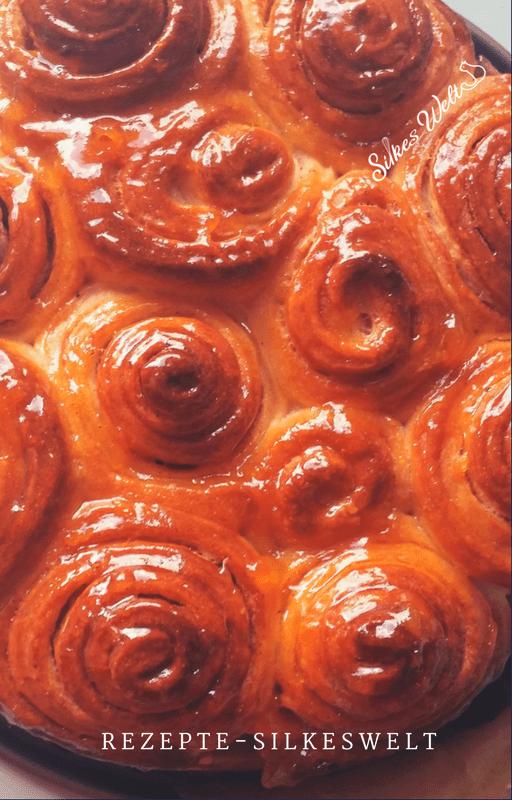 Rosenkuchen