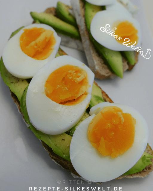 Avocado-Eier-Brot