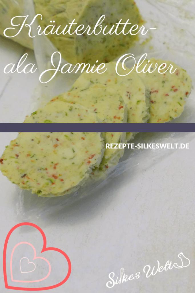 kräuterbutter ala Jamie Oliver