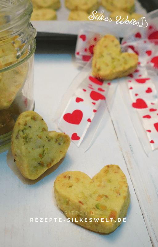 pistazien cookies zart und so gesund der perfekte valentinesgru. Black Bedroom Furniture Sets. Home Design Ideas