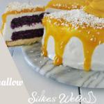 mango Marshmallow Torte blog silkeswelt