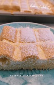 Stepdecken Kuchen