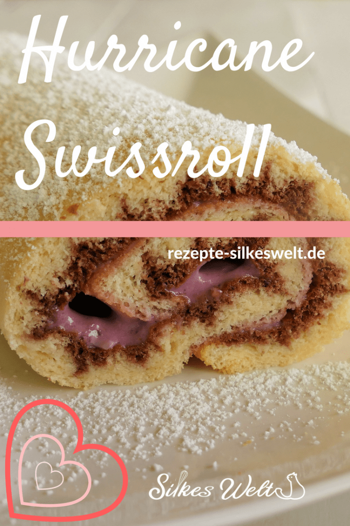 Hurricane swissroll backen