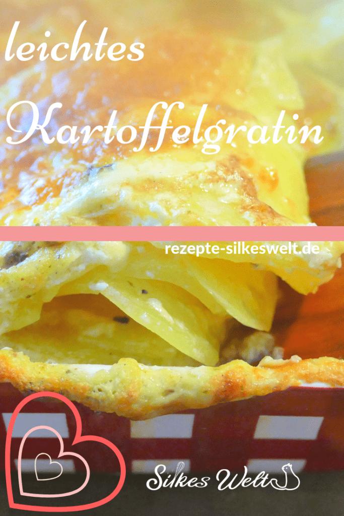 Kartoffelgratin backen