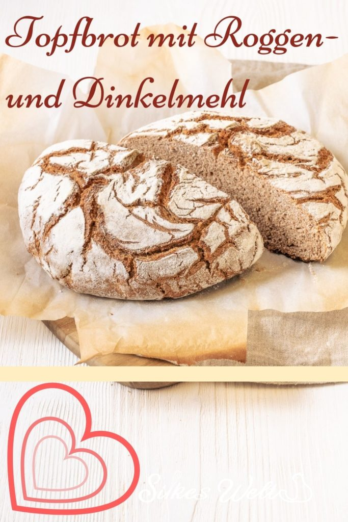 Dinkel Mischbrot Rezept