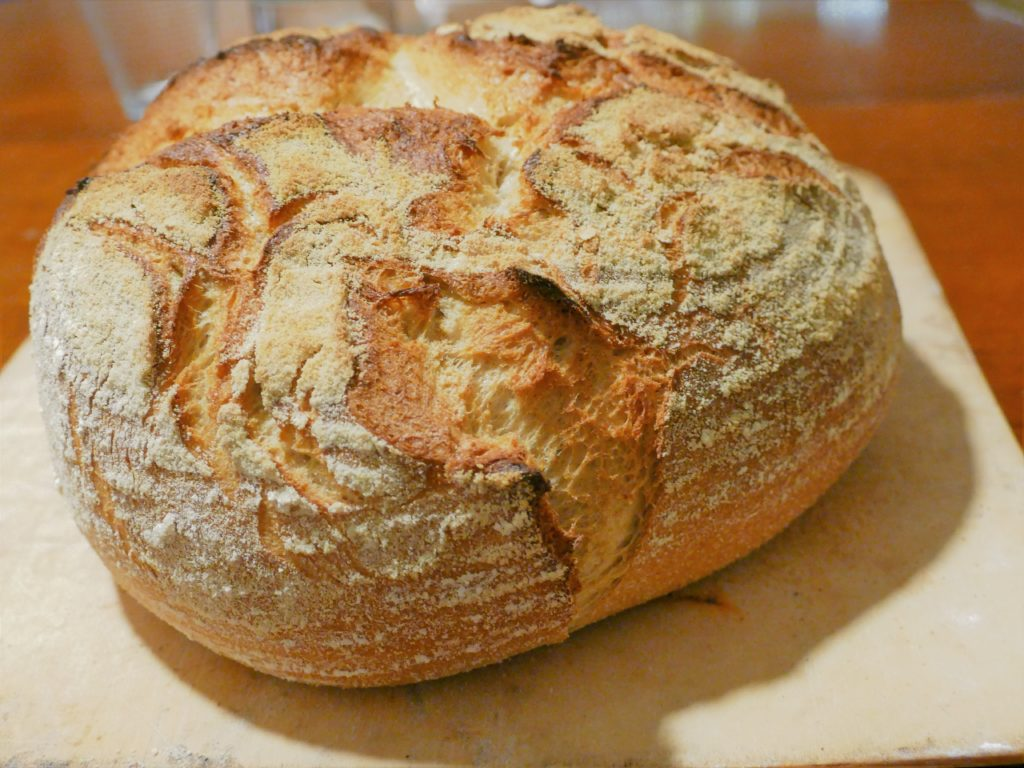 leckeres Weizenbrot backen