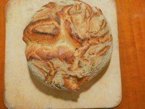 Rezept für ein Brot