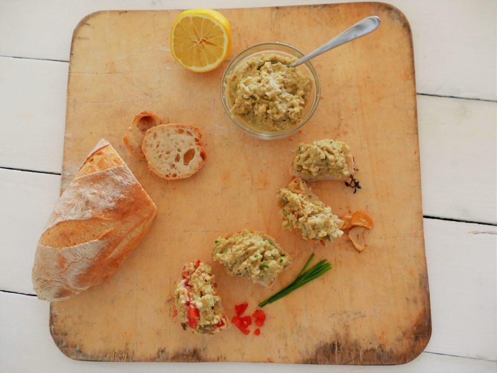 Aubergine Kaviar Rezept