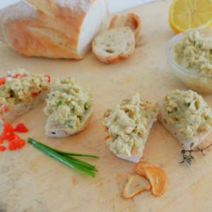 Auberginen Kaviar