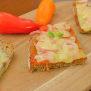 Brotkrusten – Snack