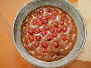 Schokoladenkirschkuchen