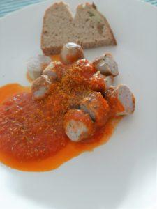 currywurstsauce Rezept