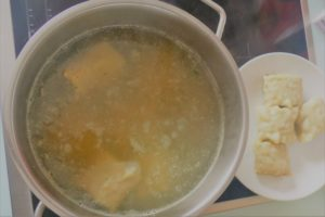 Maultaschen kochen