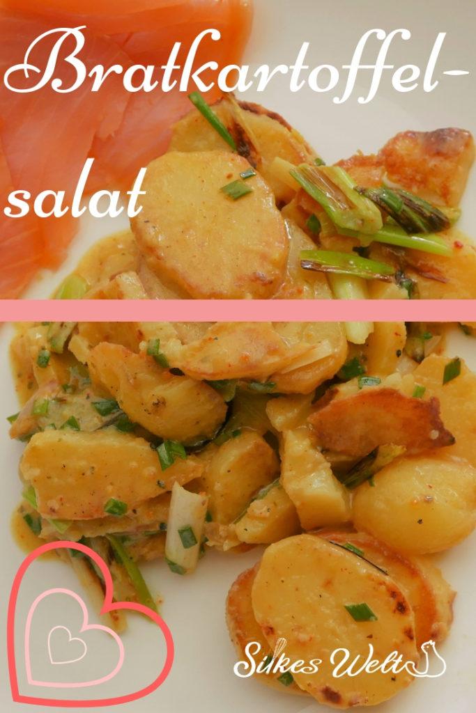 Salat mit Kartoffeln