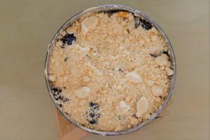 Zwetschgenkuchen ohne Hefe