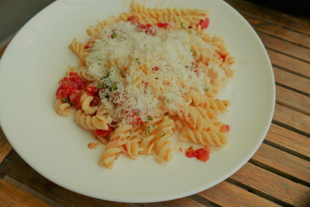 Rezept für Tomatensauce