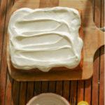 Rezept für einfachen Rührkuchen