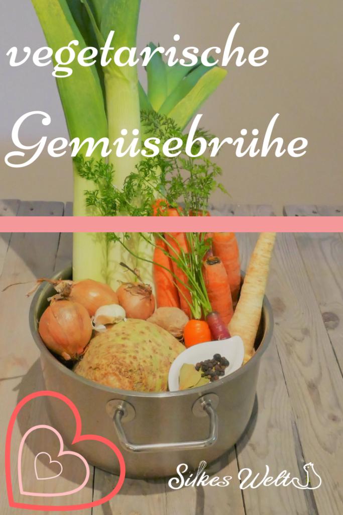 Gemüsebrühe Rezept
