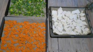 Basis von Gemüsebrühe