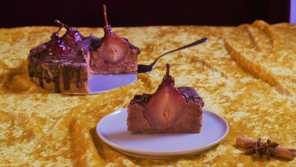 Rezept für Schokoladen Cheesecake