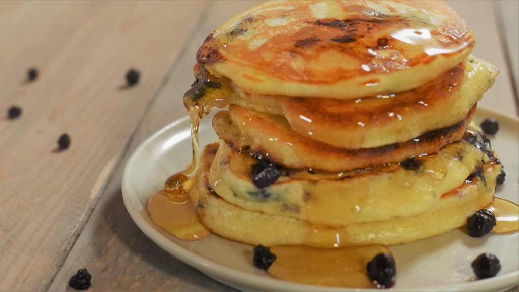 wie backe ich pancakes