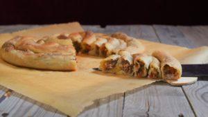 Pizzaschnecke als Resteversertung