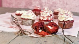 Cupscakes mit Cheesecake