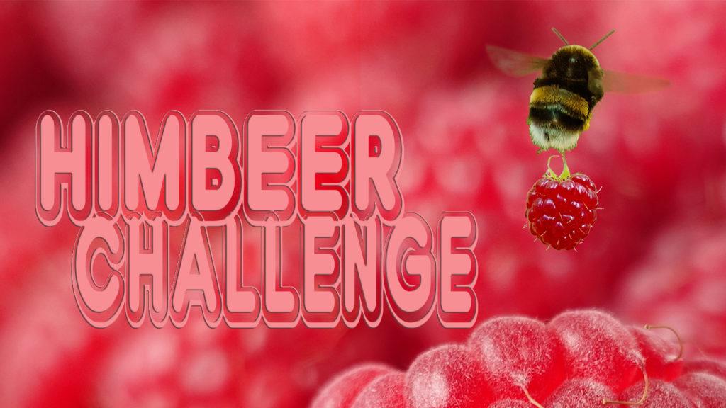 himbeer challenge