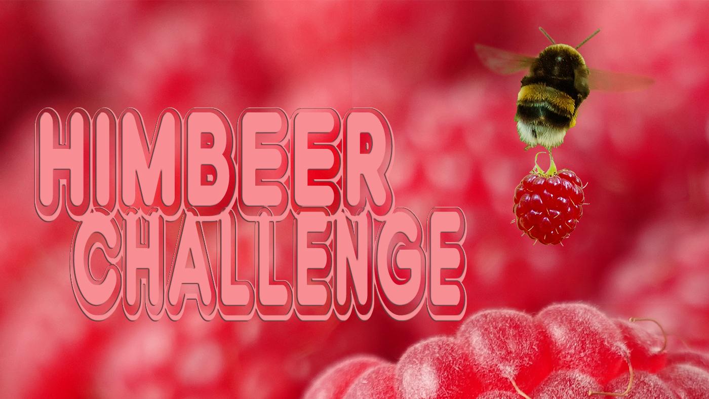 Himbeer-Challenge