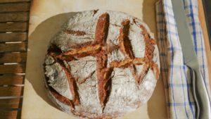 Rezept aus altem Brot