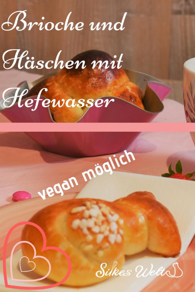 Rezept für vegane Brioche ohne Hefe