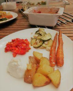 Rezept für Ofenkartoffeln