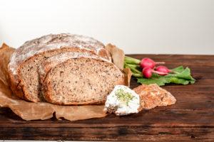 gutes Brot aus Dinkelmehl