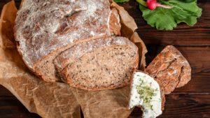 Brotbackmischung aus Dinkelmehl
