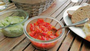 salsa rezept