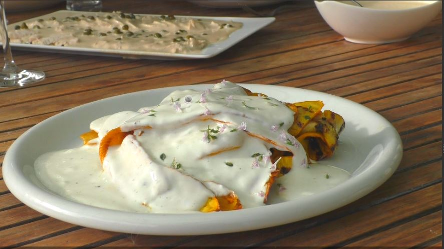 zucchinisalat lowcarb