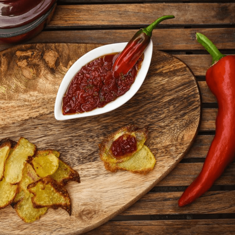 Chili-Chutney