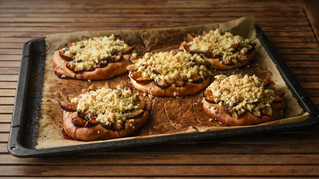 Pflaumenkuchen Rezept mit Streuseln
