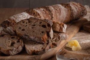 Venn Brot Backmischung