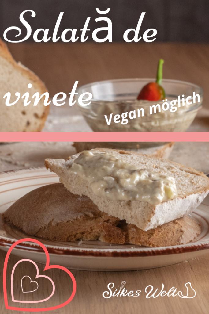 veganer auberginen Dip