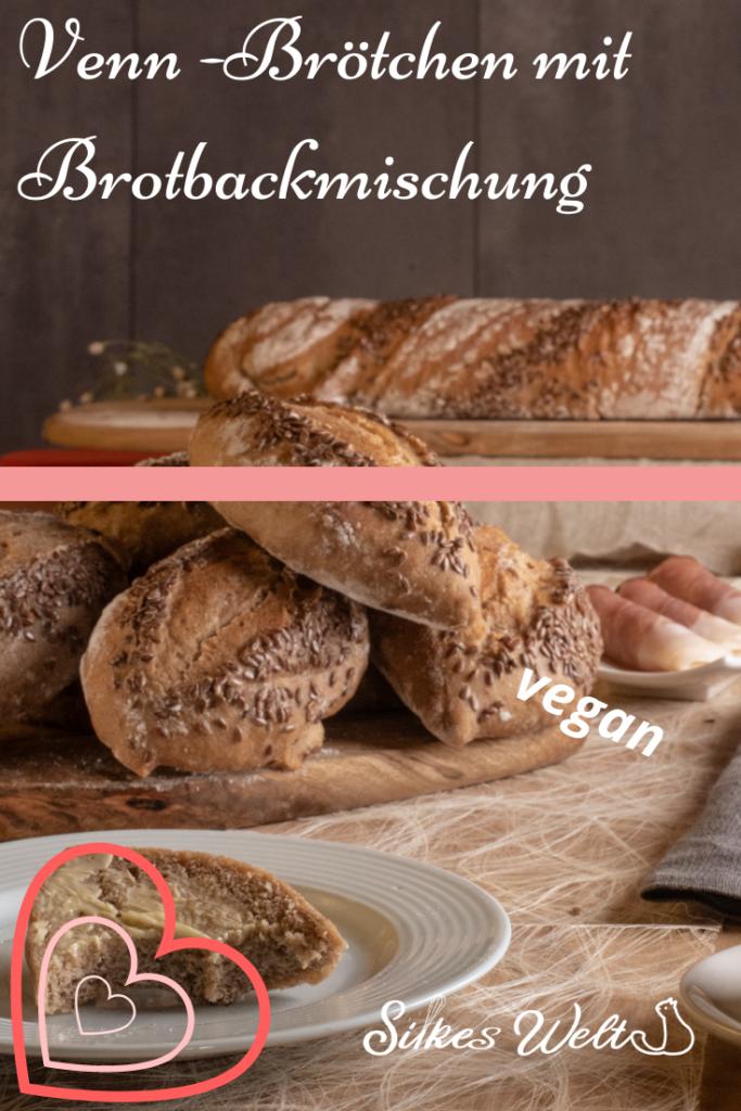 Brötchen aus Brotbackmischung