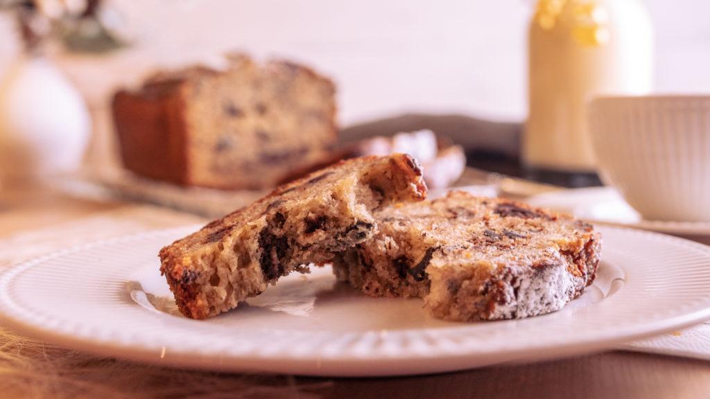einfacher Banana Bread