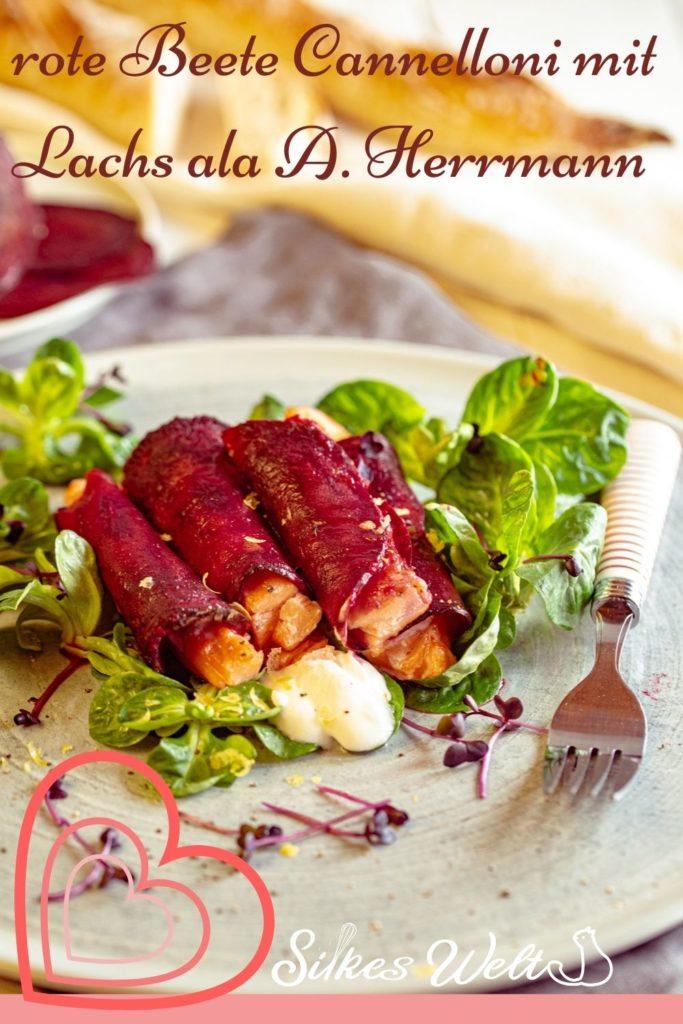 lowcarb rote beete Rezept