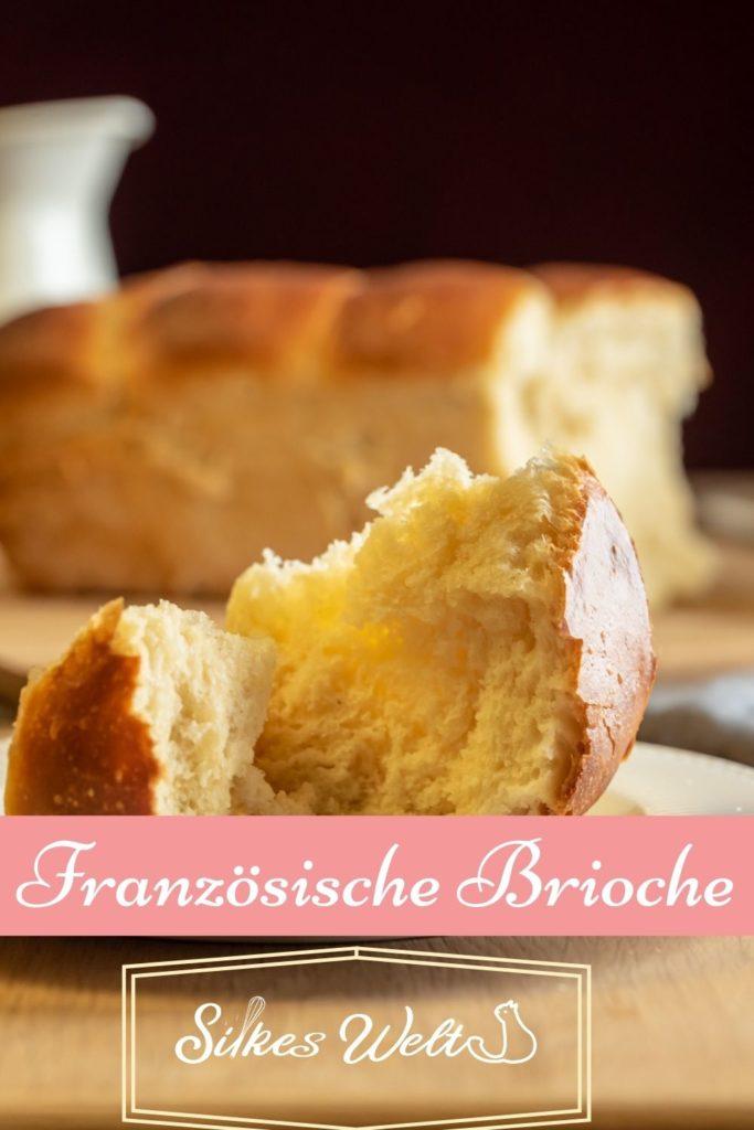 rezept für französische Brioche